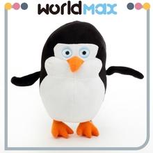 Custom plush The penguins of Madagascar toy
