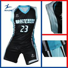 Healong Sublimation Transfer Imported Basketball Clothing