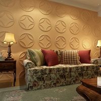 wood effect adhesive film with 3d wallpapers