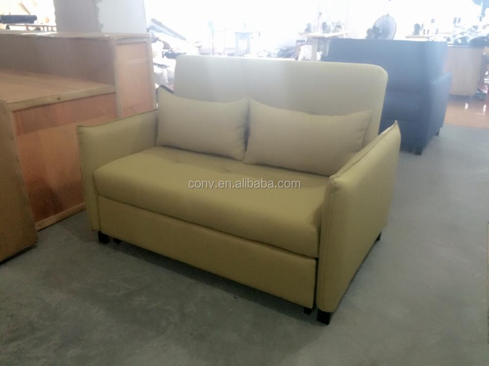 2 posti futon divano-letto pieghevole, loveseat divano letto con ... - 2 Posti Divano Letto Blu