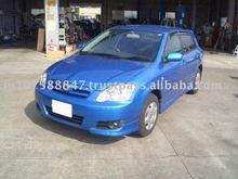 2005 Toyota Corolla Runx 4WD 50,000Km japanese used cars
