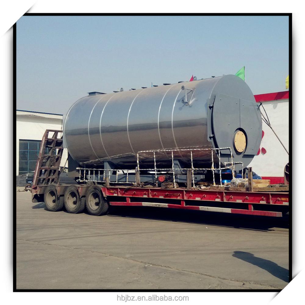 Steam Boiler: Natural Gas Steam Boiler