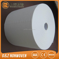Spunlace nonwoven fabric for pile coating,shoes