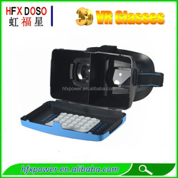 3d glasses with high quality and good price for 3.5-6 inch smartphones