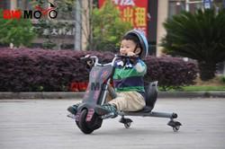 100W Electric scooter Drift Trike 3 wheels motorcycle kids chopper bike drifting