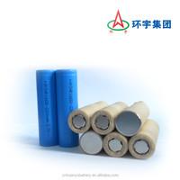 ithium ion battery 18650 1500mah 3.7V