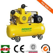 Denair 100 psi oil free piston air compressor with air tank sale in Panama