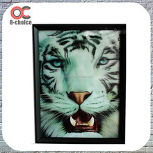 Decorative 3d Stereo Picture of Tiger 3d painting