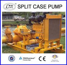 Diesel pump/single stage high pressure 4 inch diesel water pump/diesel engine water pump set