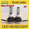 used auto auctions led car light h7 replacement bulb