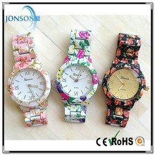 2015 wholesale 3atm platinum watch women vogue lady watch for lady