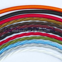fabric twist cable with CE/VDE/SAA standard