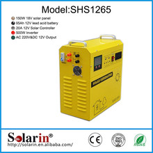 small systerm high power solar dc power system 1500w solar system for home with good quality and price
