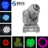 LED stage lighting/fine art lighting moving head/city color stage light