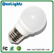 low price and MOQ 3w to 12w led bulb e27 energy saving e27 7w led lighting bulb