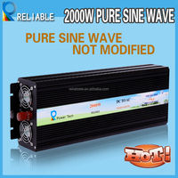 CE EMC Approved Pure Sine Wave Power Inverter 2kw