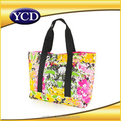 Customized Cotton Canvas Tote Bag / Cotton Bags Promotion / Recycle Organic Cotton Tote Bags Wholesale