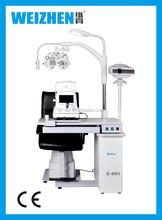 ophthalmic unit WZ-S-880B table leg adjustable electric