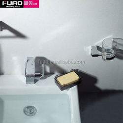 FUAO Beautiful design soap tray,stainless steel soap molds