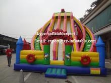 commercial giant inflatable slide custom slip n slide inflatable dry slide