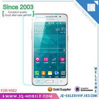 Smartphone Accessories With Color Retail Packaging Clear Tempered Glass For Samsung G530