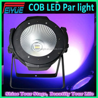 Professional for dj disco nightclub Led Par 64 RGBWA+UV Led 100w Cob Par Can Light