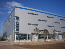 China Metal Warehouse Storage Shed