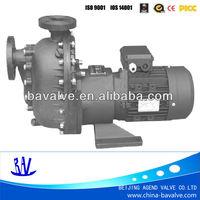 Selfpriming plastic Magnetic drive pump