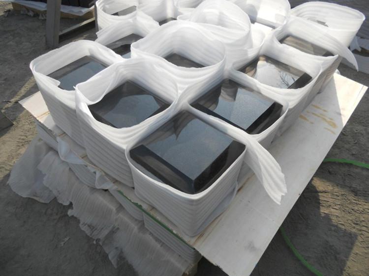 Granite Blocks Product : Small granite blocks garden stone block china absolute