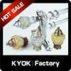 KYOK Home Decorative Drapery Rod Series, Curtain Pipe, Curtain Rod Set