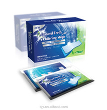 14Pairs/Box Teeth Whitening Strips Gel Oral Hygiene Whitener Tooth Bleaching Dental care