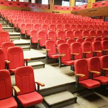 High quality durable basketball bleacher dismounting stand seats
