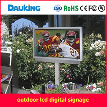 42inch semi outdoor portrait wall mounted restaurant hotel garden home LCD TV