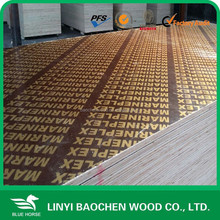 "3/4"" Combi core film faced plywood, 13 ply / Linyi marine plywood manufactuer"