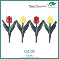 KD1102 Plastic garden Fence