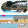 China odm clean high heat absorbing solar panel for swimming pool