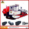 Agriculture machinery / Combine / Kubota Rice/ Wheat Harvester rubber track