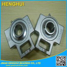Stainless steel China Pillow Block Bearing 85*298*240 UCT317