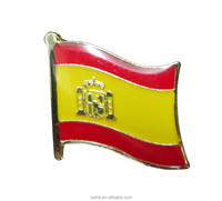 Spain promotional cheap personalities badges with selling