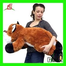 C065 Huge Stuffed Fox 36 Inches Soft Big Plush Large Stuffed Animal