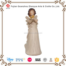 Cute Angel statue crafts for home decoration