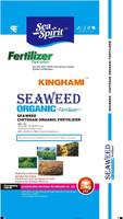 price of organic granular fertilizer