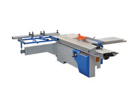 wood machinery MJ6130TY model furniture sliding table saw machine plywood case packing