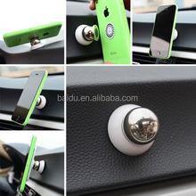 360 degree magnetic phone holder car mount for mobile phones GPS