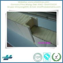 good quality PU insulated ceiling panels for prefab building