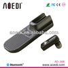 2014 new design bluetooth car kit with earphone for private phone call