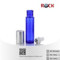 3ml 5ml 10ml Cobalt Blue Aromatherapy Glass Roll On Bottles