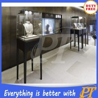 Modern style interior jewellery showroom designs