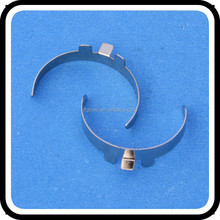High Quality and precision metal pipe clips manufacturer with ISO:9001:2008