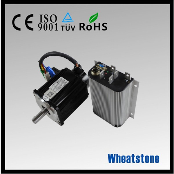 brushless direct drive dc motor mechanical parts
